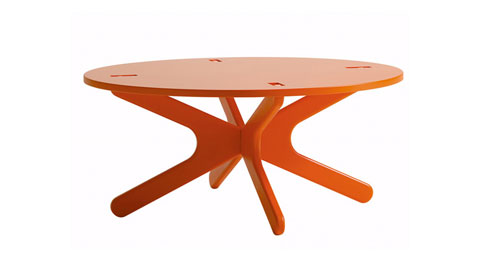 coffee table xox 2 - XOX Coffee Table