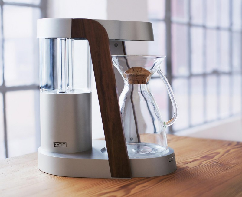 coffeemaker ratio1 800x651 - Ratio Coffeemaker: Classical, Technological, Delicious