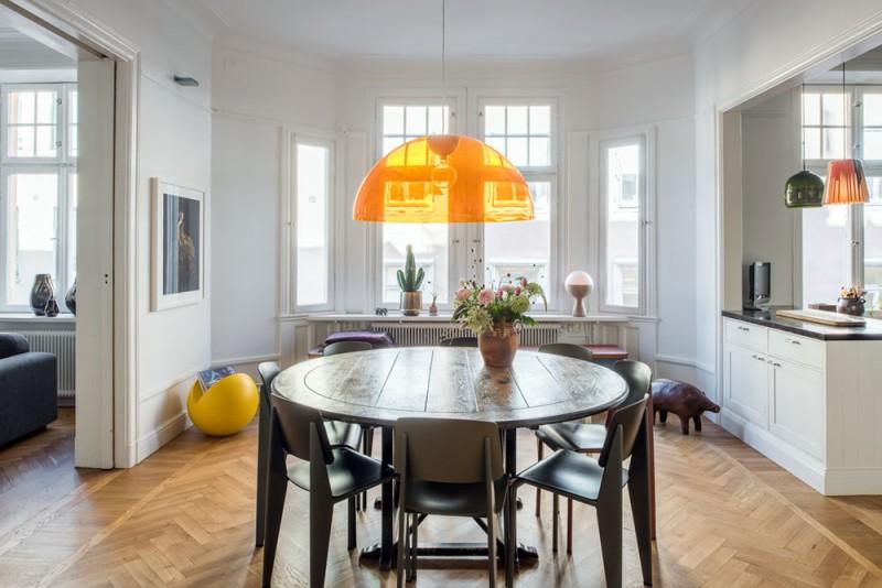 colorful apartment design 800x534 - Apartment A+