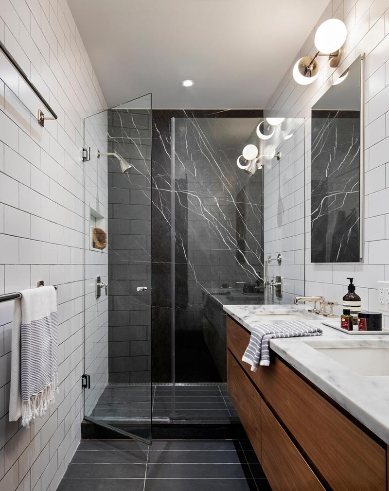 colorful interior design bathroom bfdo - Crown Heights Brownstone