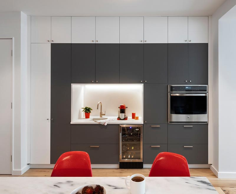 colorful interior design kitchen bfdo2 - Crown Heights Brownstone
