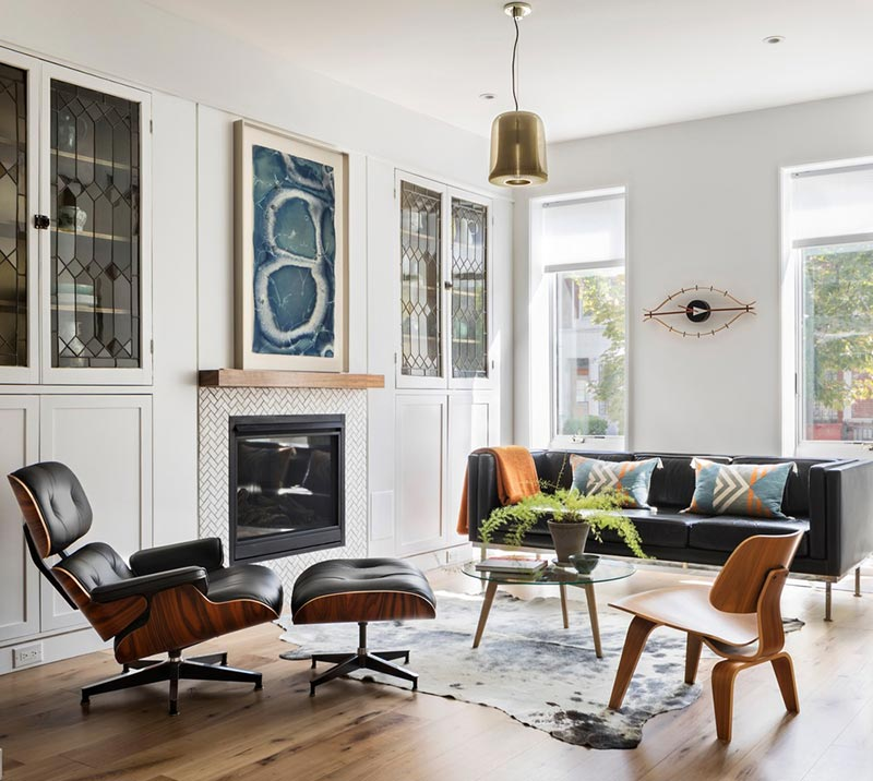 colorful interior design living bfdo - Crown Heights Brownstone