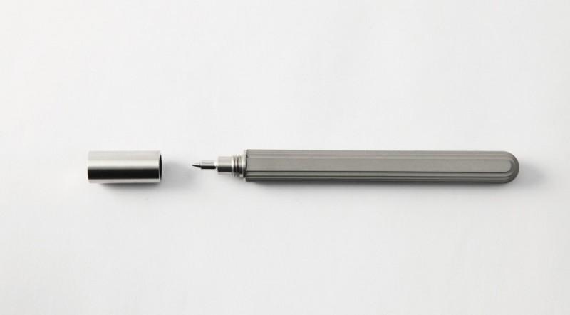 concrete pen contour2 800x442 - Contour Rollerball Pen