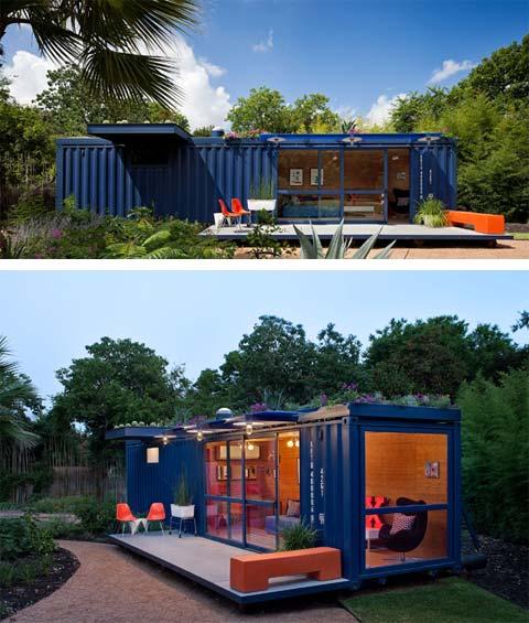 container guest house 5 - Container Guest House: Live Easily