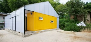 container home low cost91 300x140 - Low Cost House: container modules for a home
