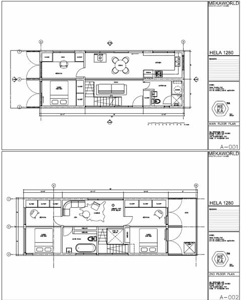 shipping container house plans designs
