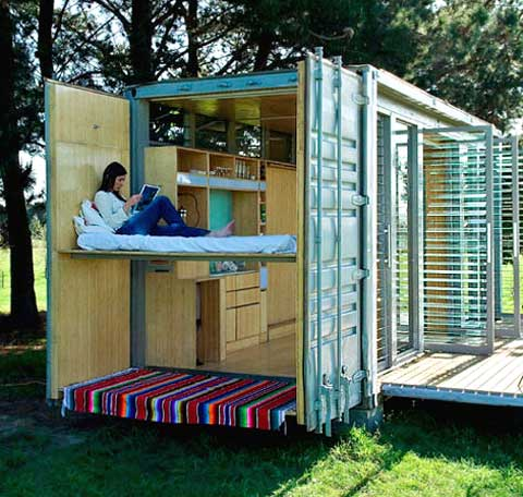 Container Homes: Shipping Container Home Design - Busyboo - Page 5