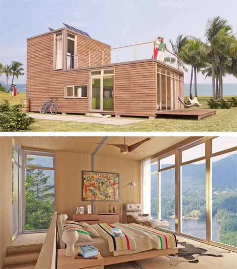 Meka World Contain Yourself Shipping Container Homes