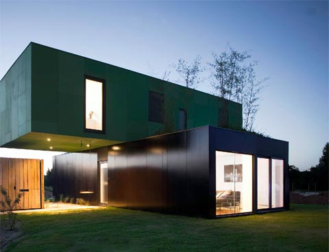 10 Modern Container Houses To Inspire You Shipping