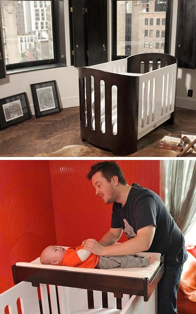 Bloom Luxo Sleep The Crib Furniture Kids