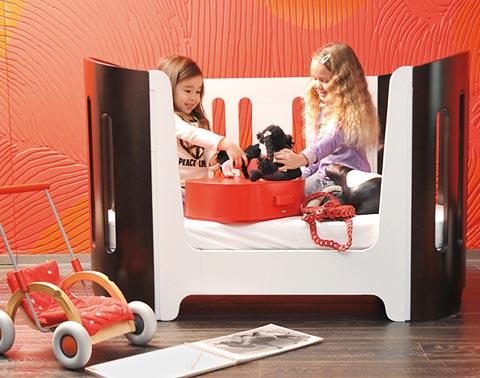 convertible crib bloom luxo - Bloom Luxo Sleep: The Crib