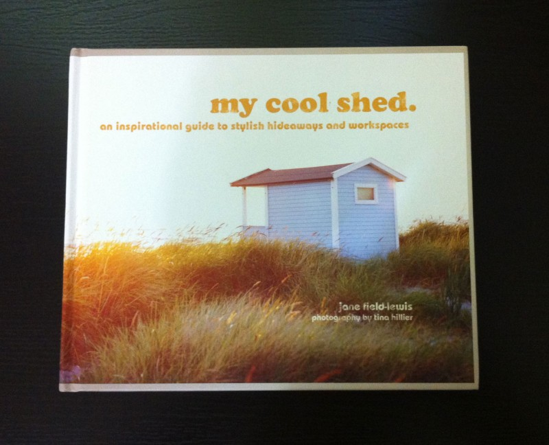 cool shed book jfl 800x648 - My cool shed: an inspirational guide to stylish hideaways and workspaces