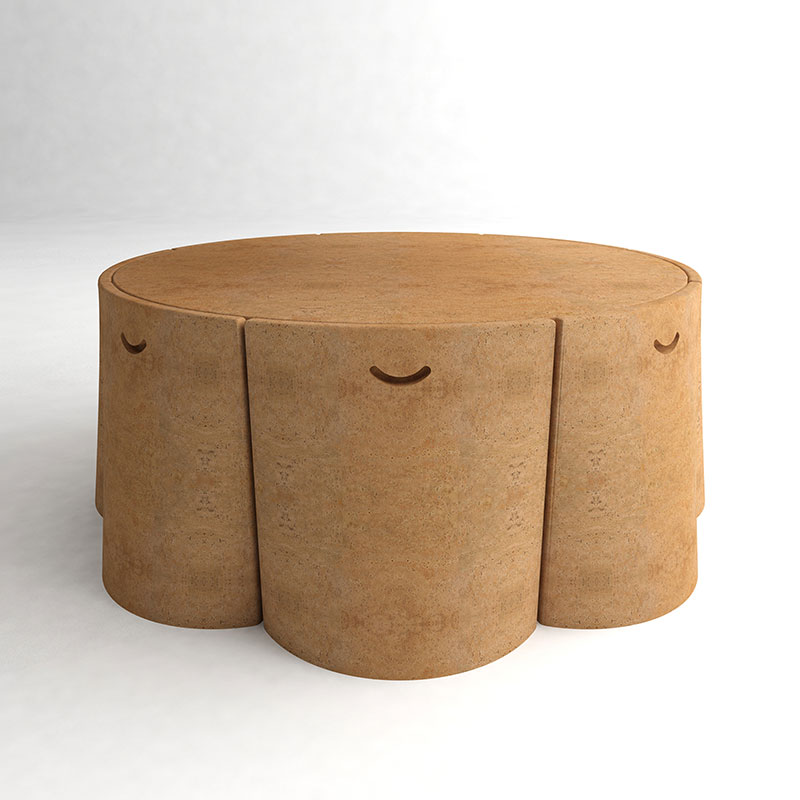 Cork Furniture: Ayers Cork