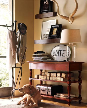 Beautiful Interiors | Home Decor: How to Create a Charming Country ...