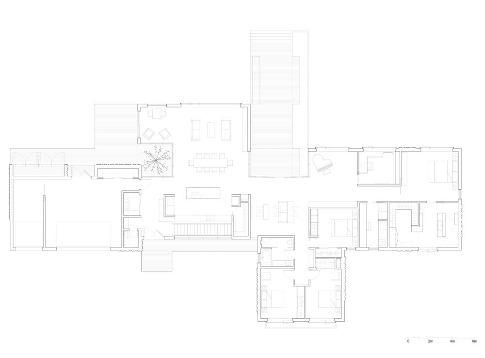country house design plan cma - Vallee du Parc Residence
