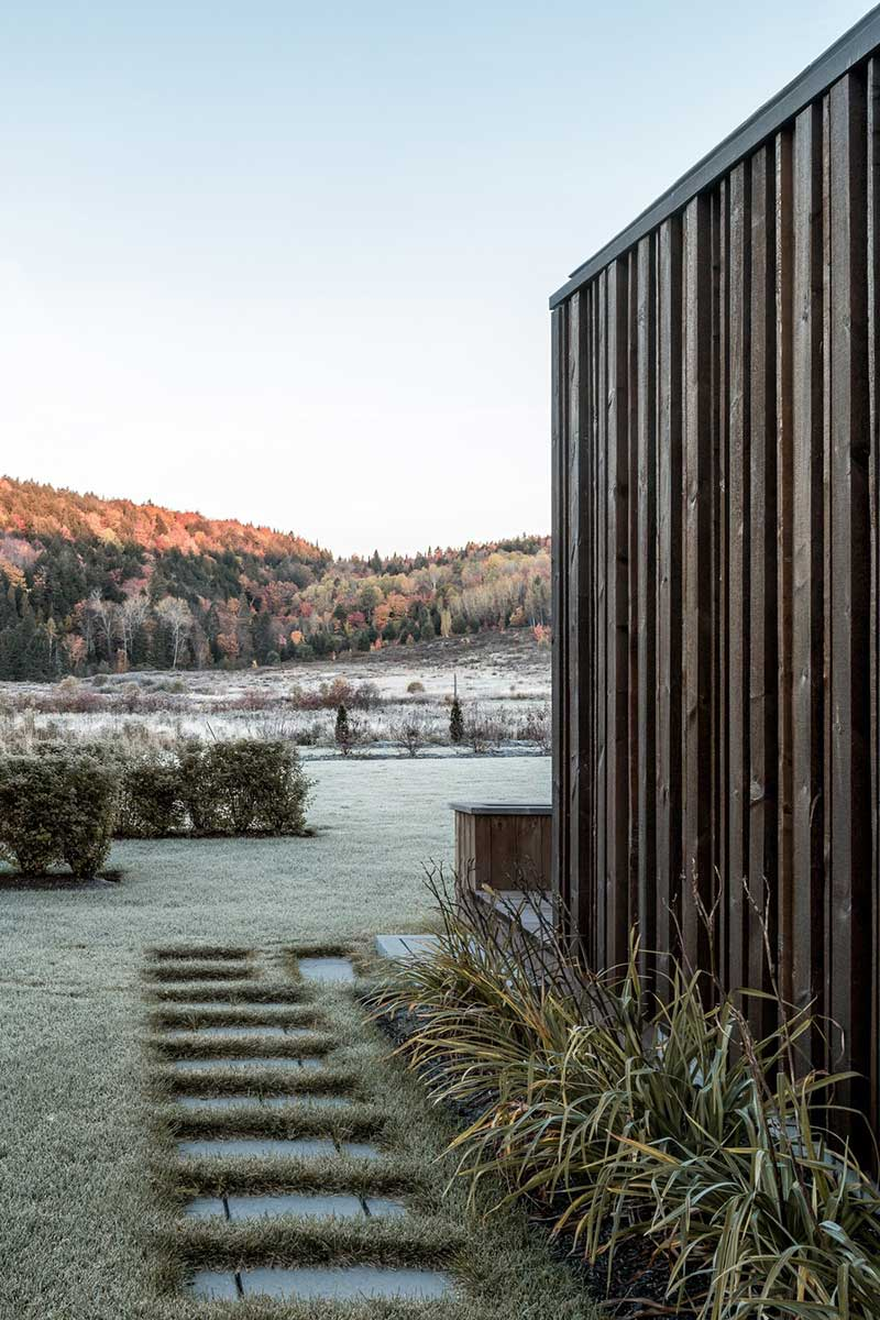 country house design side cma - Vallee du Parc Residence