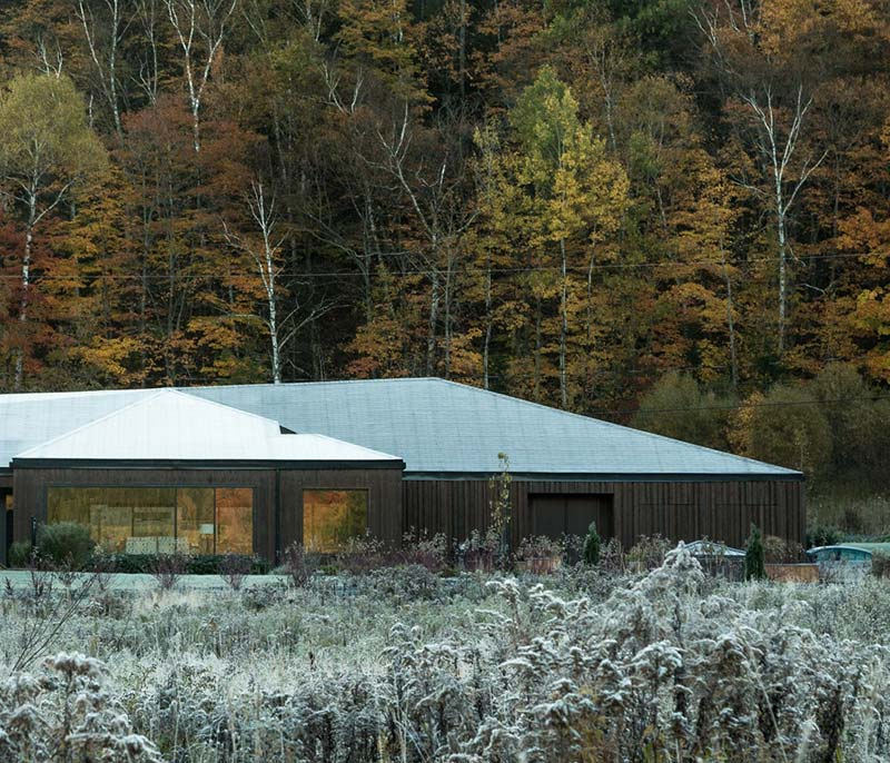 country house design views cma - Vallee du Parc Residence