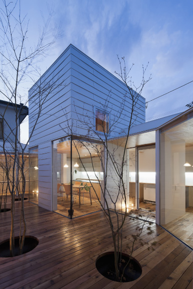 Japanese House - A patio house in Atsugi, Japan