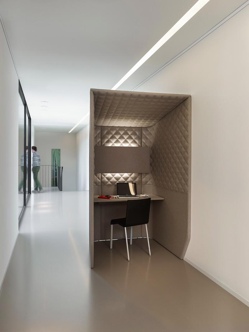 cowork lounge modular office space - CoWork Lounge by INFORM Contract and BuzziSpace