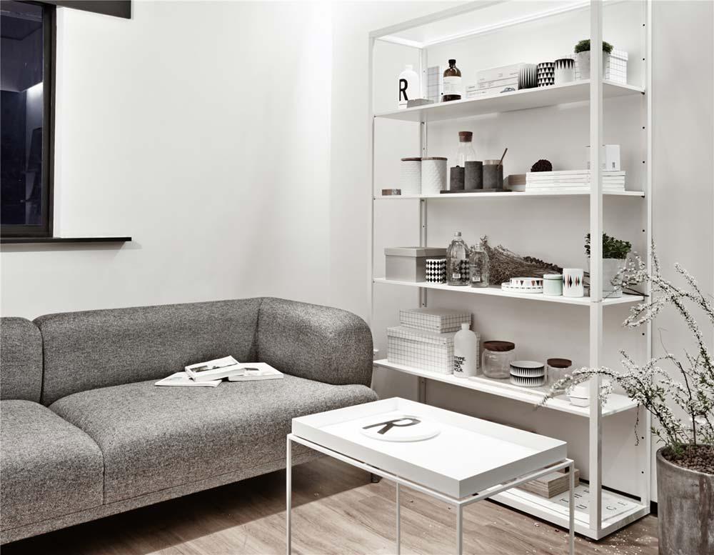 Creative Studio Office Reception Area