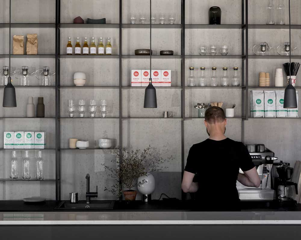Danish design company Menu