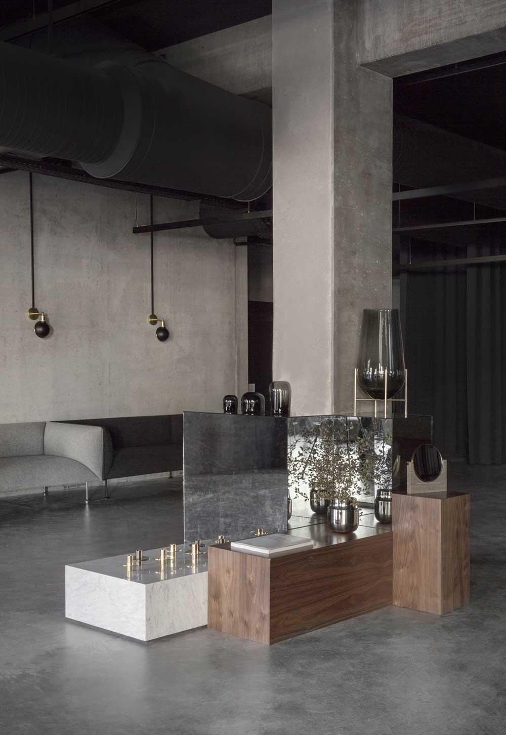 danish design menu showroom 5 - Menu Space Showroom