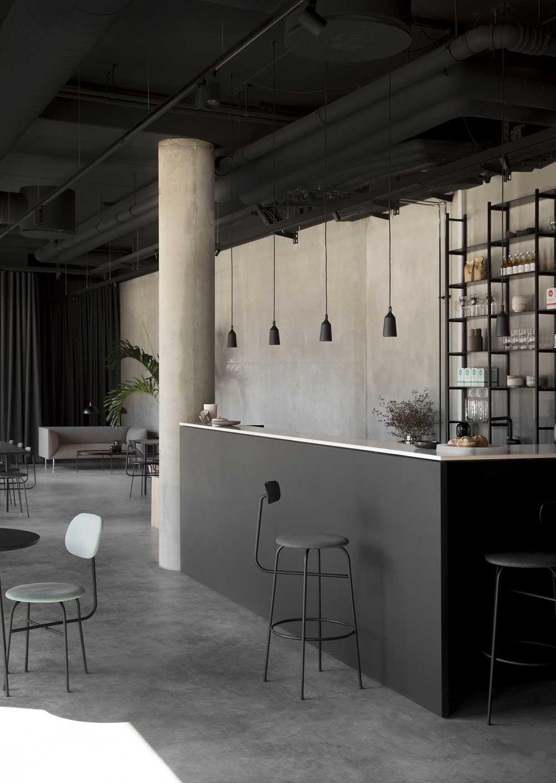 danish design menu showroom 6 - Menu Space Showroom