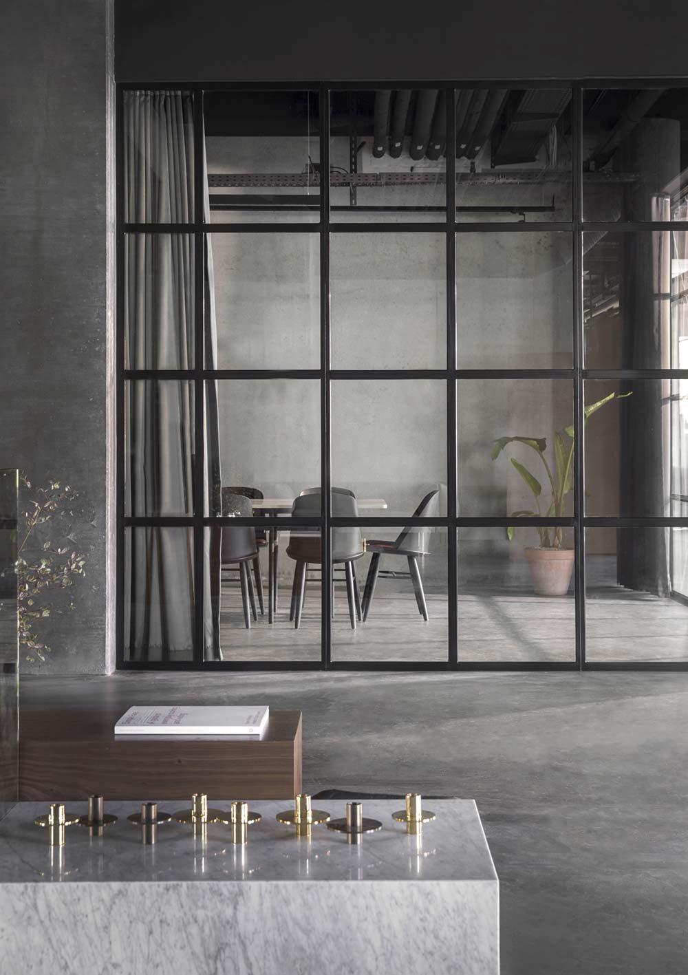 danish design menu showroom - Menu Space Showroom