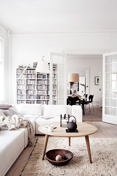 A Danish Apartment Simply Delicious Beautiful Interiors