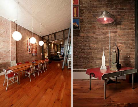 Soho Loft Thrift Shops And Flea Markets Loft Design