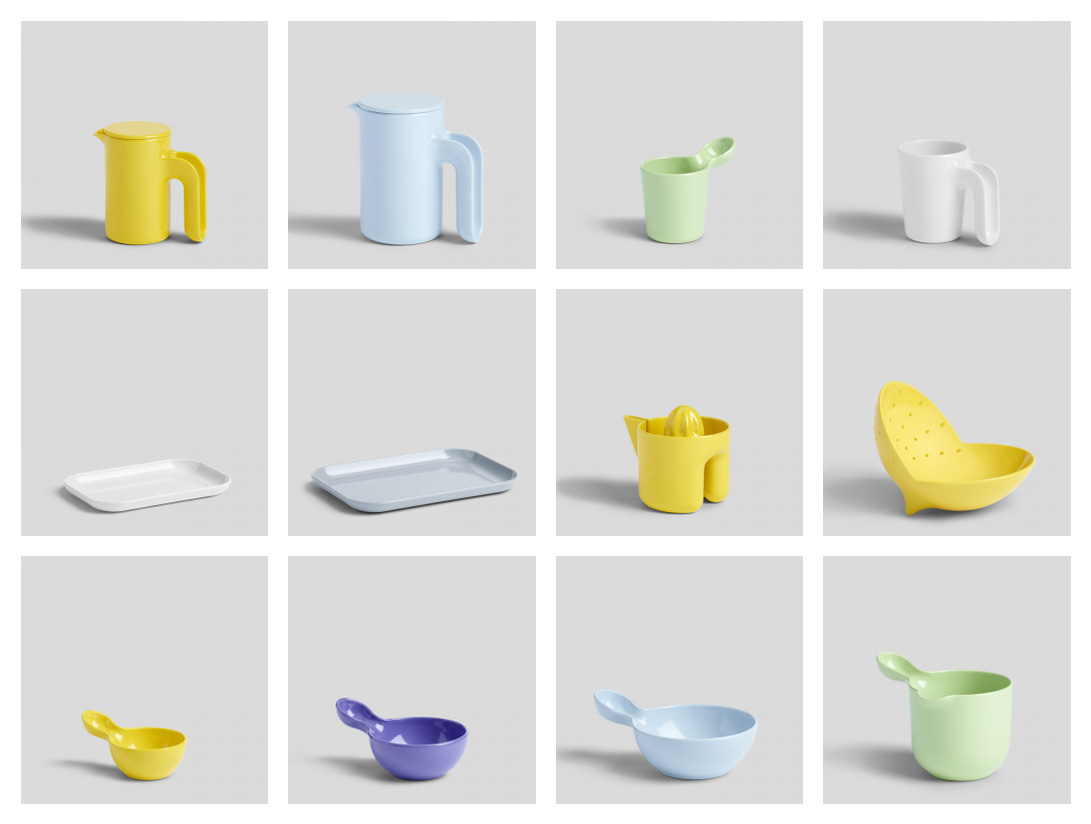Ole Jensen KitchenTableware Simple Not Silly Table