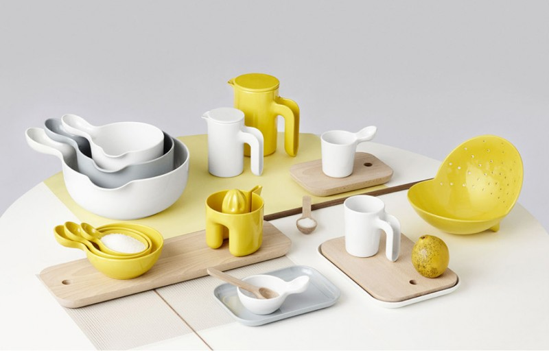 designer kitchen tableware oj2 800x512 - Ole Jensen Kitchen/Tableware: Simple, not Silly