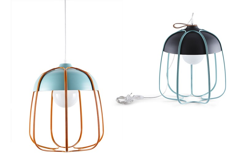 desk-ceiling-lamp-cage