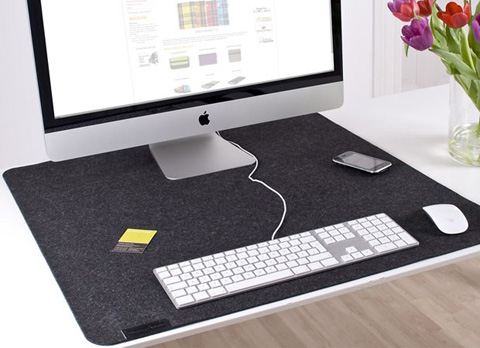 Desk Pad Looking Hot In The Workplace Whatever The