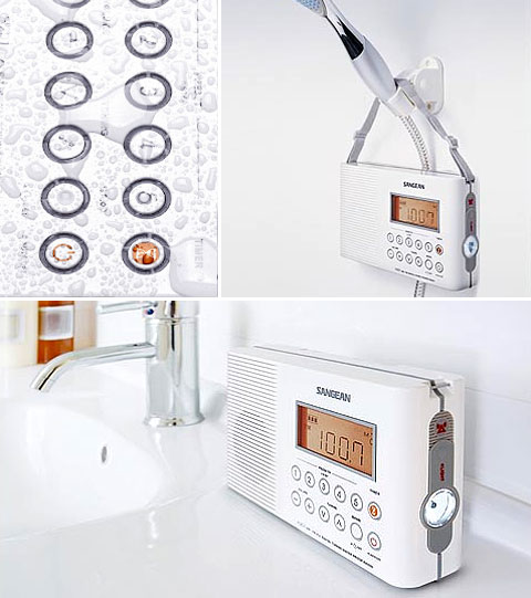 Digital Shower Radio Sngn