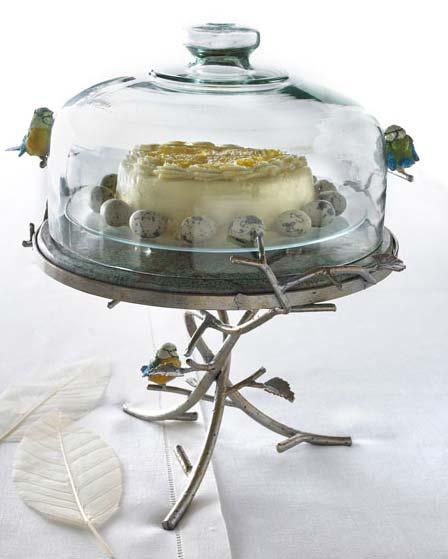 Cake Display Domes