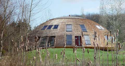 Dome Space Homes By Solaleya