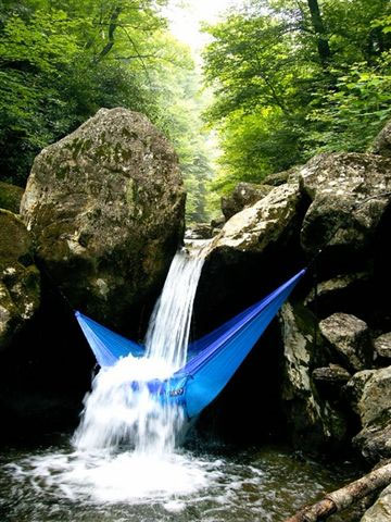 Eno Doublenest Hammock Chilling Out Time Camping Gear