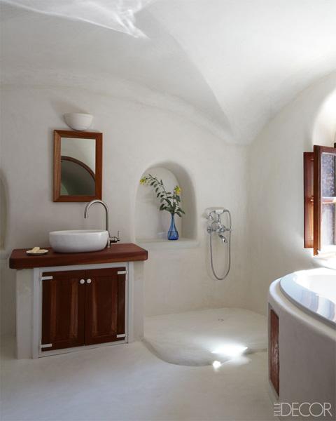 Aegean Paradise Interior A Greek Goddess Of A House