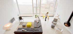 duplex loft living space mka 300x140 - House like Village