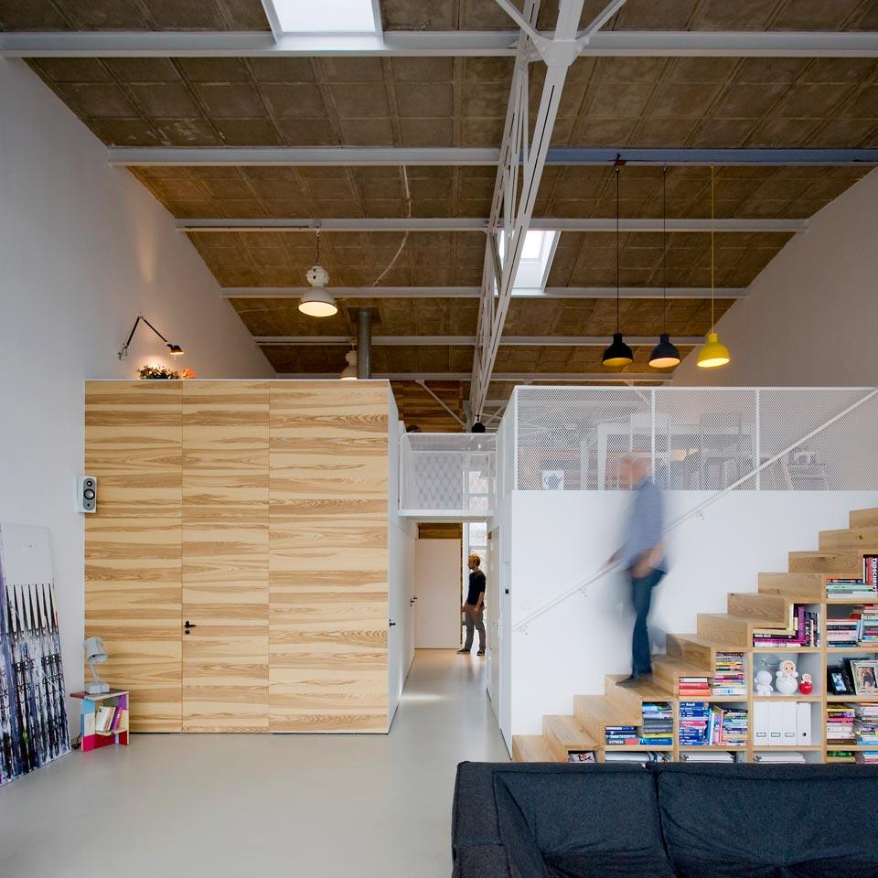 duplex loft open space mka - House like Village