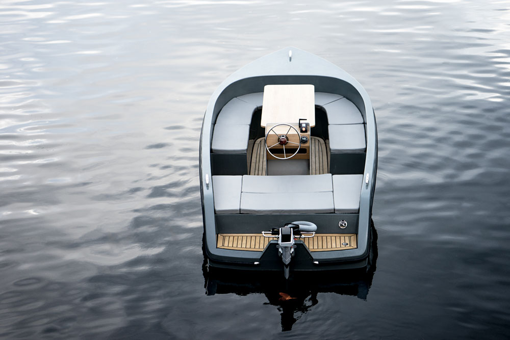 electric boat design rand2 - RAND Boats