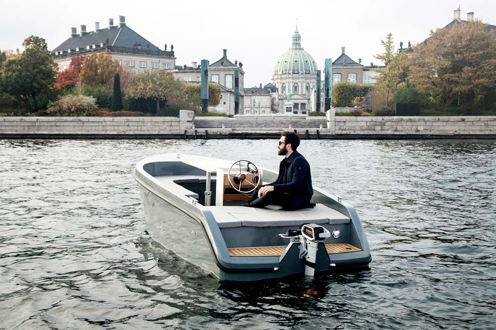 electric boat design rand9 - RAND Boats