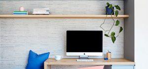 elegant cottage home office design ba 300x140 - Elgin Residence