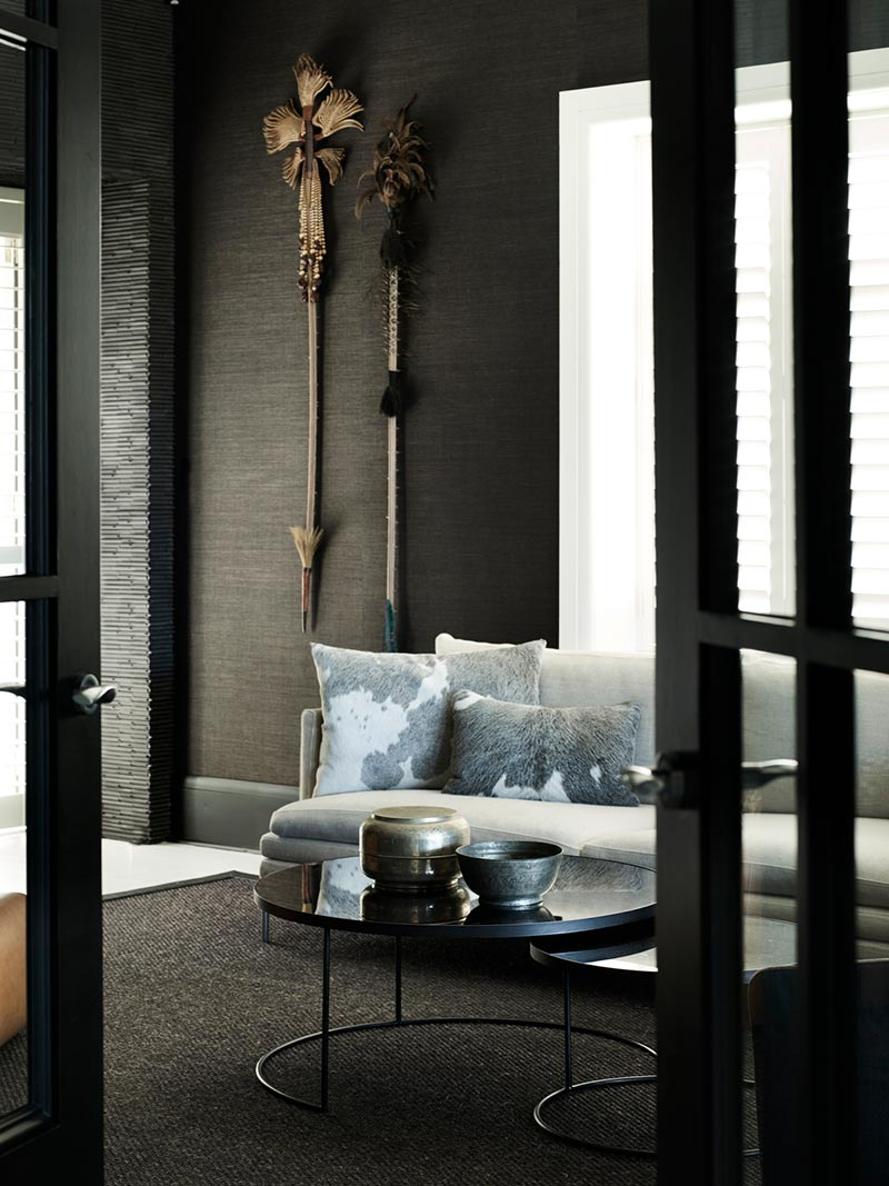 elegant soft interior design decor ba - Parsley Bay Residence
