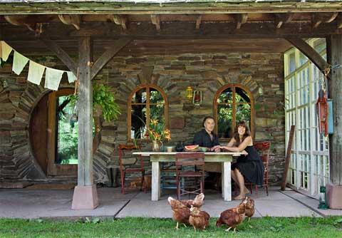 Fairytale Houses Strawbale And Stone Earth Homes