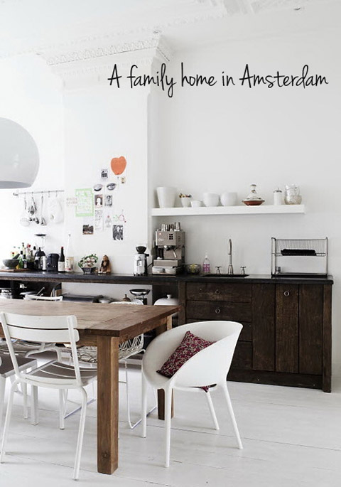 Interior Design - home in Amsterdam