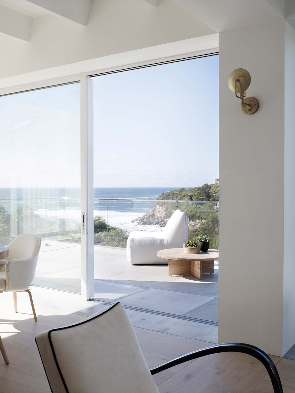 family home terrace coastal views - Clovelly Residence