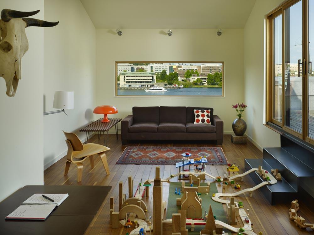 family house living design cda - Lobster Boat House