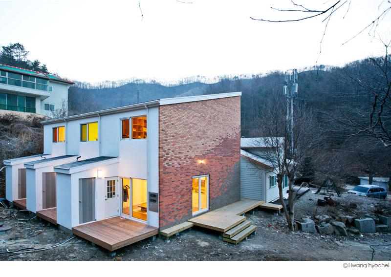 family housing jya31 - Three.one House